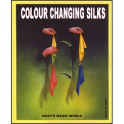 Color Changing Silk