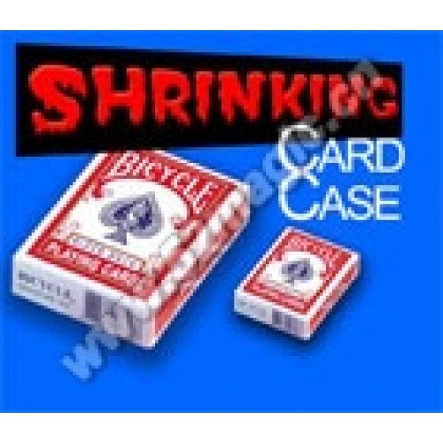 Shrinking Card Case